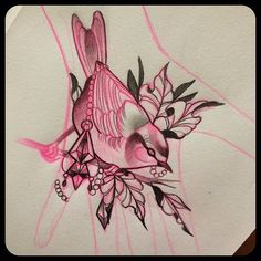 Tattoo Artwork by Kari Grat