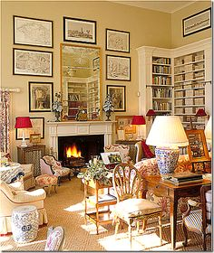 MILLWORK OF BOOKCASES