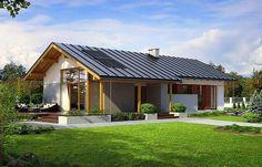одноэтажные дома - Поиск в Google