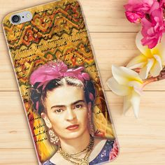 Frida is all you need.  Funda para iPhone y Galaxy