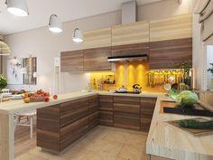 Yellow in Kitchen Design : Interior Design Inspirations