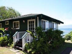 Pauwalu Beachfront Cottage- Molokai, Hawaii. Hope to stay here on next holiday 2012/13