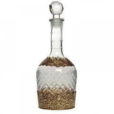 Decanters & wine sets allow you to appreciate your wine, from bottle storage to decanter to glasses, we've got the whole wine drinking experience Clear Glass Vases, Glass Bottles, Carafe, Tall Floor Vases, Dried Flower Arrangements, Ceramic Flowers, Glazes For Pottery, Mosaic Designs, Ceramic Table