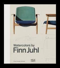 Znalezione obrazy dla zapytania finn juhl watercolors book