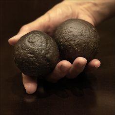 moqui marbles or 'shaman stones'