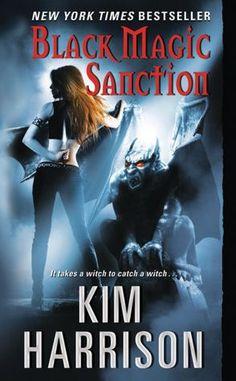 Black Magic Sanction (Rachel Morgan Series #8)