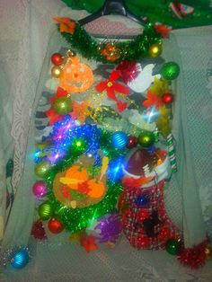 Check out this item in my Etsy shop https://www.etsy.com/listing/208242320/ugly-christmas-sweater-hallothanksmus