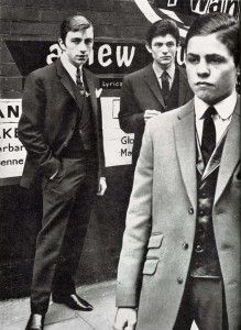Marc Bolan - Pic Town Magazine 1962 by photographer Don McCullin