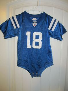 56fcdc172 Peyton Manning - Indianapolis Colts Jersey - Reebok infant 24 months   Reebok  IndianapolisColts Toddler