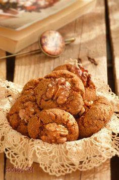 Орехови курабийки с кокос - cOOking TiKi