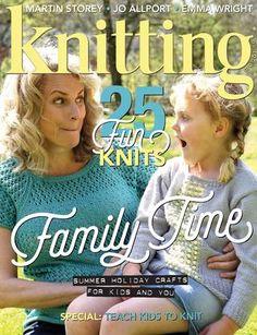 Knitting august 2017
