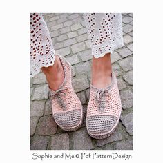 Ravelry: Lace-Up Classics pattern by Sophie and Me-Ingunn Santini