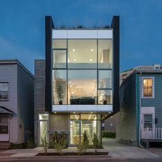 El proyecto reformula las limitaciones propias del contexto típico de Halifax y crea una tipología urbana nueva, de usos mixtos, basada en la interpretación moderna de la planta de pasillo lateral. Se crean espacios estéticamente agradables, aromáticos, educativos y productivos, participando activamente en la densificación y la habitabilidad de la ciudad.