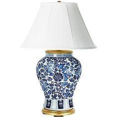 "Ralph Lauren Home ""Ginger Jar"" Table Lamp"