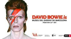 David Bowie Is - Museu del Disseny de Barcelona. Fins al setembre 2017
