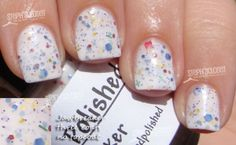 Pretty and Polished Jawbreaker Nail Polish