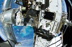 6/20/14 Summer Solstice from the ISS.