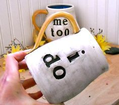 Super cute mugs...I do and me too...great for wedding or anniversary even. LOVE them!