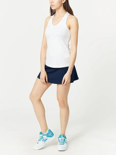 Babolat Women's Play Tank Tennis Warehouse, Tennis Wear, Lucky In Love, Stylish Outfits, Active Wear, Casual Shorts, Dress Up, Costume