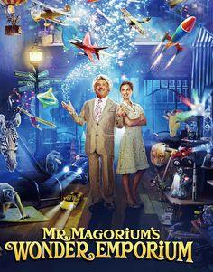 Mr. Magorium's Wonder Emporium Lenticular LE. [IMG]
