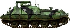 Raketenjagdpanzer-3 Jaguar-1 HOT