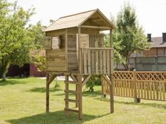 7 Best Stelzenhaus Images On Pinterest Kids House Playground And