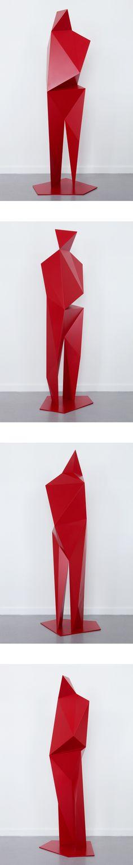 Xavier Veilhan, Xavier (Red)