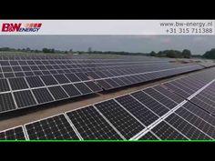 2 MWp Solarpark de Kwekerij Nederlandse versie - Hengelo, Gelderland - YouTube
