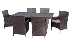 Barbeques Galore - Products - Santiago 7 Piece Setting
