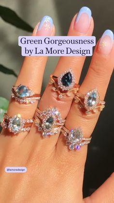 Rose Gold Jewelry, Dainty Jewelry, Cute Jewelry, Luxury Jewelry, Dream Engagement Rings, Fantasy Jewelry, Dream Ring, Fashion Rings, Wedding Jewelry