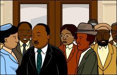 BrainPOP Jr. | Martin Luther King, Jr. | Lesson Ideas