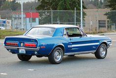 1968 Ford Mustang California Special GT/CS