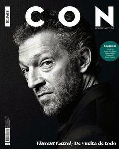 Icon (Milan, Italie / Italia) | Magazine Cover: Graphic Design, Typography, Photography |