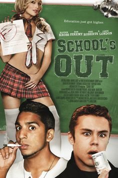Watch->> School's out 2017 Full - Movie Online