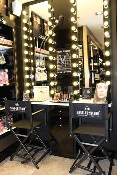 Make-up Studio Brand Store Eindhoven, the Netherlands
