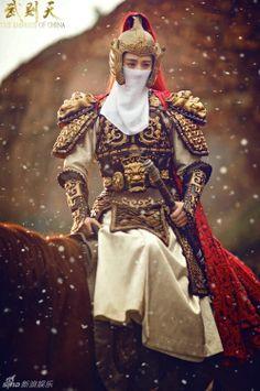 The Empress of China / Wu Ze Tian Starring : Fan Bing Bing & Zhang Feng Yi
