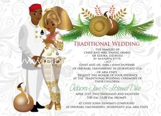 rustic wedding invitations For sale now Igbo Wedding, Wedding Ties, Wedding Ceremony, Rustic Wedding, Ghana Traditional Wedding, Nigerian Wedding Dresses Traditional, Traditional Dresses, Traditional Wedding Invitations, Modern Wedding Invitations