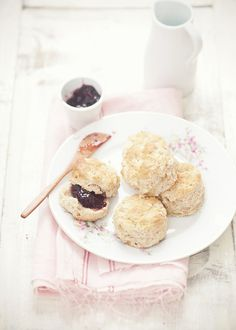 Apple & Cinnamon Scones