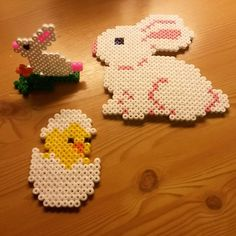 Easter hama beads by redblonde86