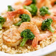 shrimp edamame stir fry