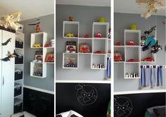 Galeria do Leitos DIY - Reforma e montagem de quarto de criança.