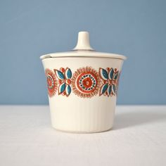 Figgjo Flint Astrid Sugar Bowl