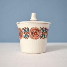 Figgjo Flint Astrid Sugar Bowl