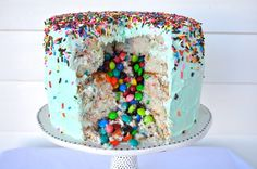 Surprise! Cakes With Unexpected Treats Inside 3 - https://www.facebook.com/different.solutions.page