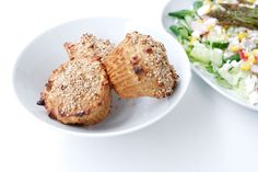 brot muffins clean eating blog