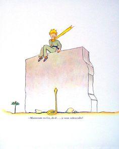 """""""The Little Prince"""" by Antoine de Saint-Exupery"""