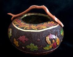 suzanne haffey gourds - Google Search
