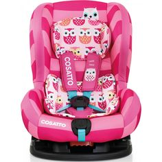 Cosatto Moova 2 Group 1 Car Seat - Twee Twoo