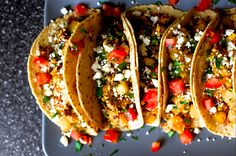 Egg, Potato, and Chorizo Tacos | 21 Mouthwatering Taco Recipes You Need To Try