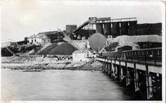 Iron ore workings, Isle of Raasay